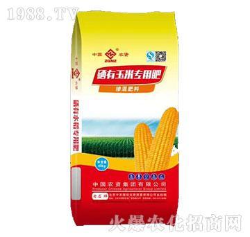 硒有玉米专用肥(掺混肥)-中农国控