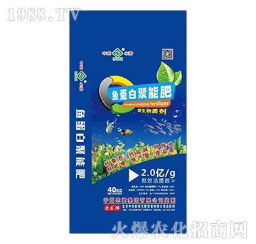 鱼蛋白聚能肥-微生物菌剂-中农国控