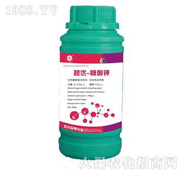高浓度液体型钾肥-糖醇钾-贝尔