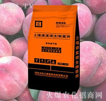 苹果梨桃专用土壤修复微