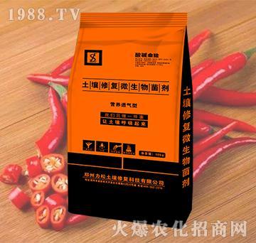 辣椒专用土壤修复微生物菌剂-酸碱乘除-力松