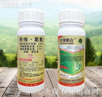 2.4%阿维・氯氰-针锋必克-华夏生物