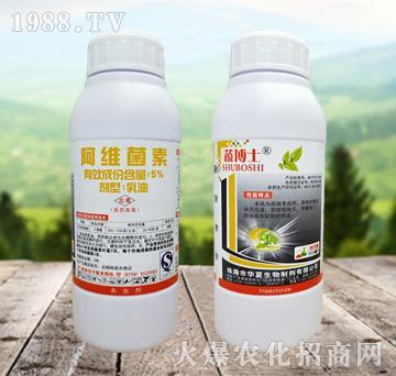 5%阿維菌素-蔬博士-華夏生物