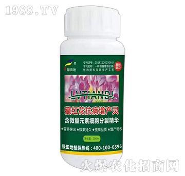 藏红花抗病增产灵-绿田地
