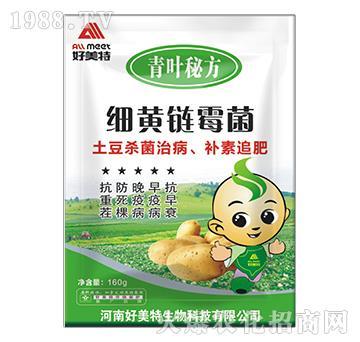 土豆青叶秘方-好美特