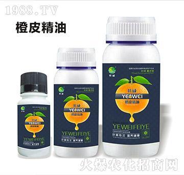 橙皮精油-叶威