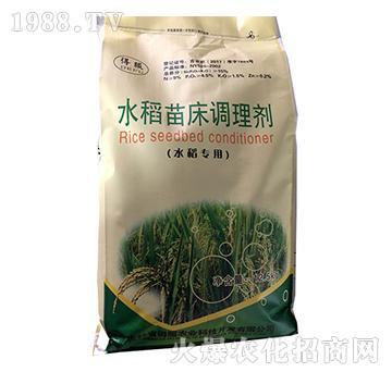 水稻专用水稻苗床调理剂-得服