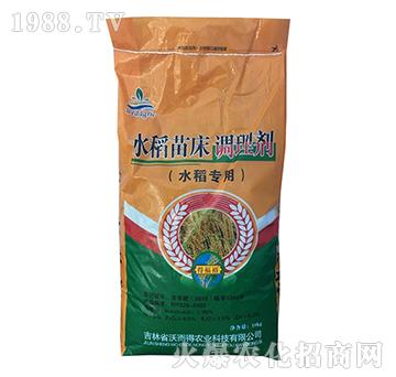 水稻专用水稻田床调理剂-沃而得