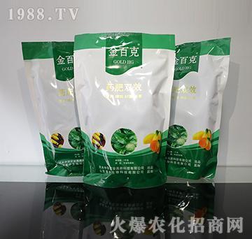 药肥双效-金百克-中泽农科