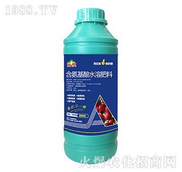 樱桃需配含氨基酸水溶肥料-巨奥-菲沃