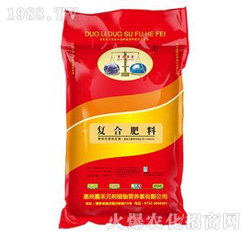 复合肥料18-9-18-多里多素-嘉禾元利