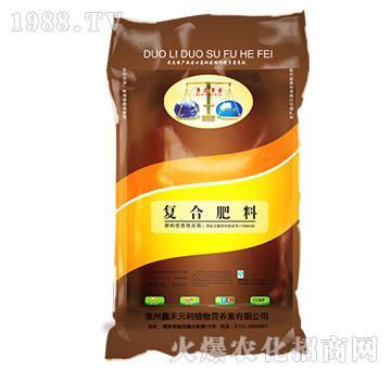 复合肥料-多里多素-嘉禾元利