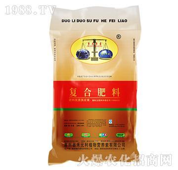 复合肥料-多里多素 20-8-12-嘉禾元利