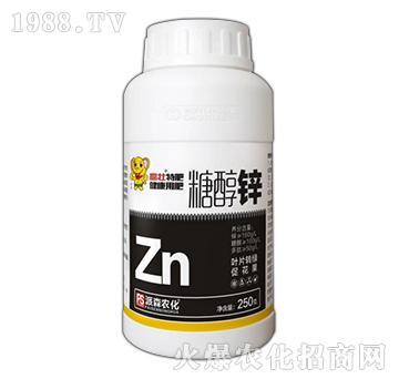 单一元素液肥-糖醇锌-