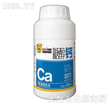 单一元素液肥-糖醇钙-