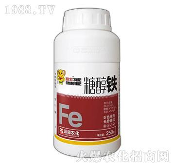 单一元素液肥-糖醇铁-
