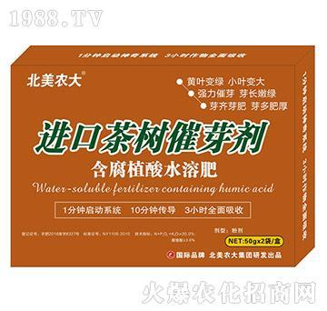 含腐植酸水溶肥-进口茶树催芽剂-北美农大
