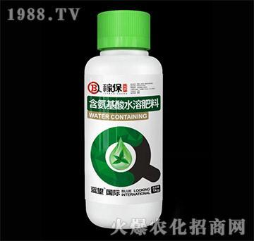 含氨基酸水溶肥料-稼保-蓝望国际
