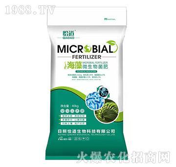 海藻微生物菌肥
