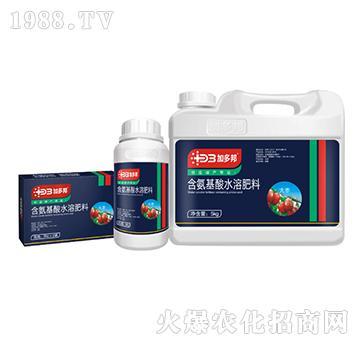 大枣专用含氨基水溶肥料