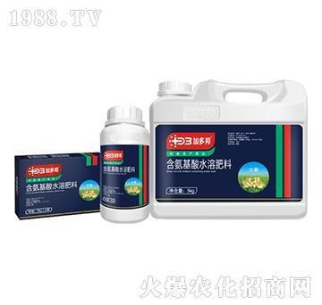 大姜�S煤�氨基水溶肥料-加多邦