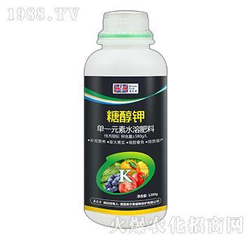 单一元素水溶肥料-糖醇钾-英尔果