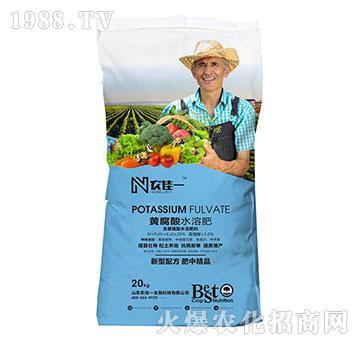 黄腐酸水溶肥料(颗粒型)-农佳一