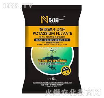 黄腐酸水溶肥(粉剂)-农佳一