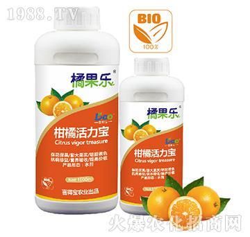 柑橘活力宝-橘果乐-喜