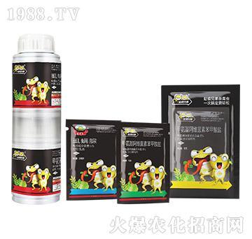 5%虱螨脲+5%甲氨基阿维菌素苯甲酸盐-蛤蟆王-勇冠乔迪