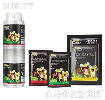 棉铃虫核型多角体病毒+5%甲氨基阿维菌素苯用酸盐-蛤蟆王-勇冠乔迪