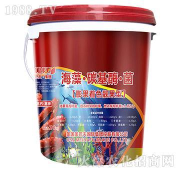 膨果着色靓果型-海藻・碳基酶・菌-美巴夫