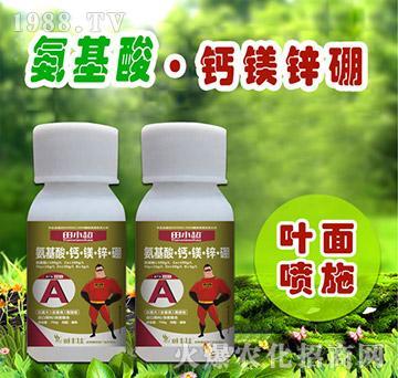 氨基酸・钙镁锌硼-田小