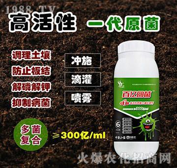 高活性微生物菌劑-百億圓菌-田小超