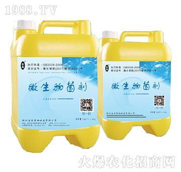 微生物菌剂(黄桶)-台岛