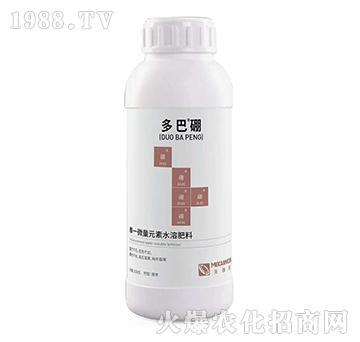 单一元素水溶肥料-多巴硼-美伽侬