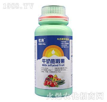 牛奶膨�n果-苞�M-菌力健生物