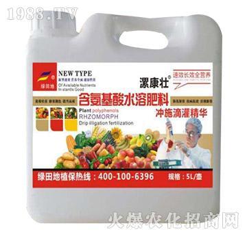 含氨基酸水溶肥料-漯康壮-绿田地