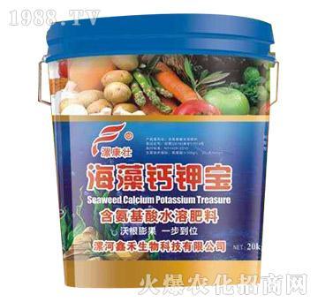 含氨基酸水溶肥料-海藻钙钾宝-漯康壮