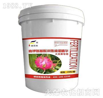 火龙果专用高钾氨基酸冲施滴灌精华-绿田地