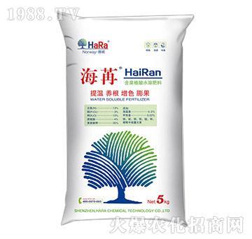 含腐殖酸水溶肥料13-3-10-海苒