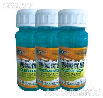 多元素高效液体钙镁肥-钙镁优品-�贝尔