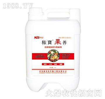 含黃腐酸微生物菌劑-秾寶果養-秾貝爾