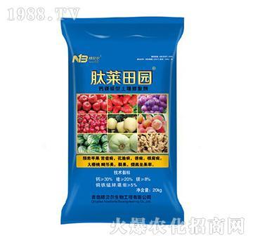 鈣鎂硅型土壤修復劑-肽萊田園-秾貝爾