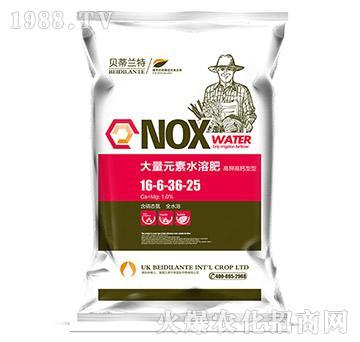 高钾高钙型大量元素水溶肥16-6-36-25-贝蒂兰特