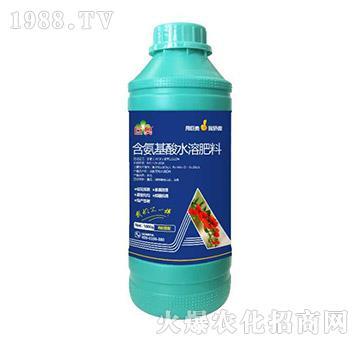 枸杞需配含氨基酸水溶肥料-巨奥