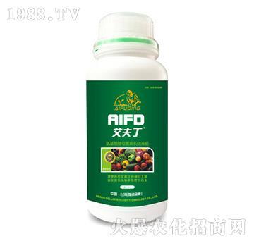 氨基酸酵母菌素长效滴灌液肥-艾夫丁