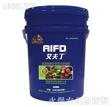 氨基酸酵母菌素长效液肥(蓝桶)-艾夫丁