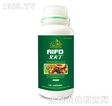氨基酸酵母菌素长效液肥(瓶)-艾夫丁