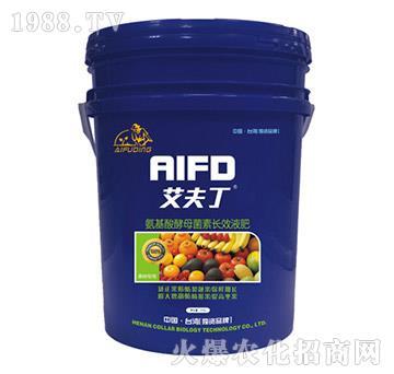 氨基酸酵母菌素长效液肥(桶)-艾夫丁